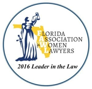2016 Leader in the Law Logo